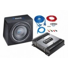 Pachet subwoofer Magnat Edition BS 30+Edition two+PPA 702 A